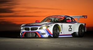12 Hours of Sebring. BMW Z4 GTLM