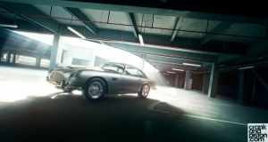 1963 Aston Martin DB4 DB4 Series V Vantage