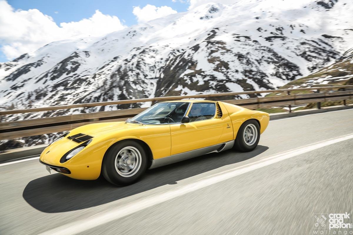 1966 Lamborghini Miura-12