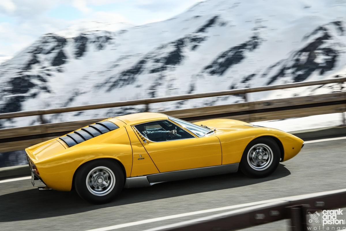 1966 Lamborghini Miura-3