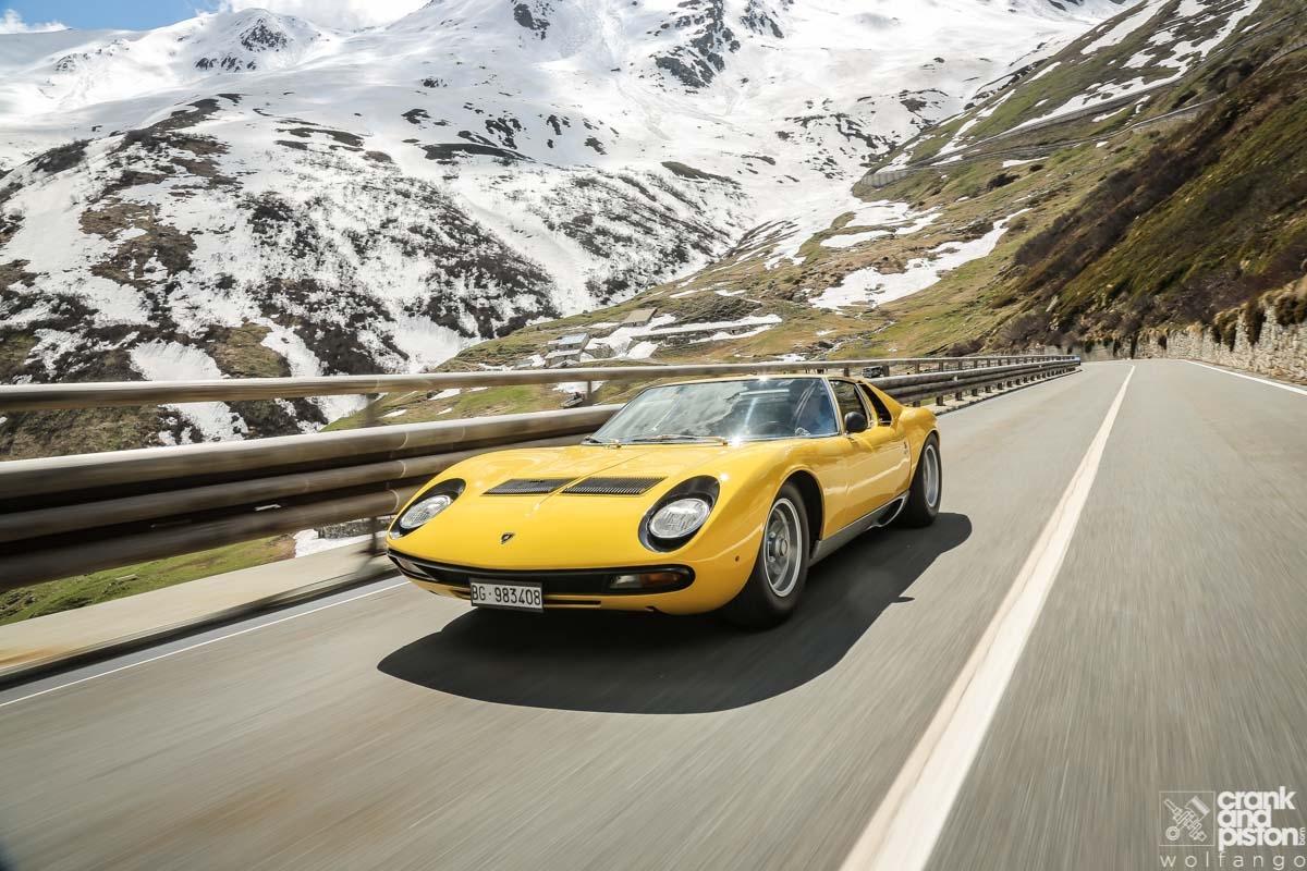 1966 Lamborghini Miura-5