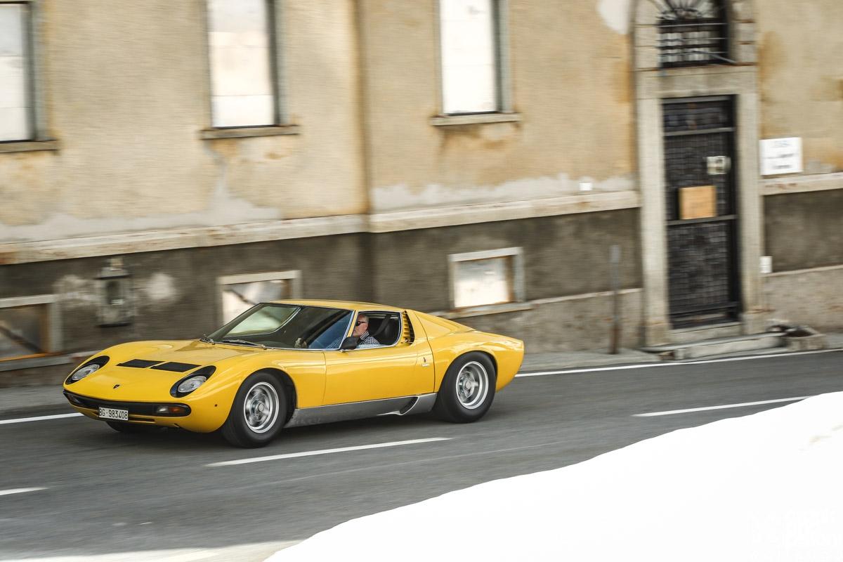 1966 Lamborghini Miura-6
