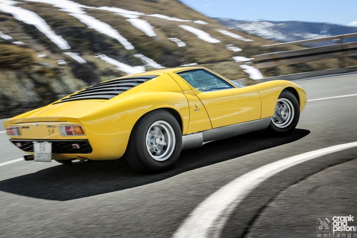 1966 Lamborghini Miura-35