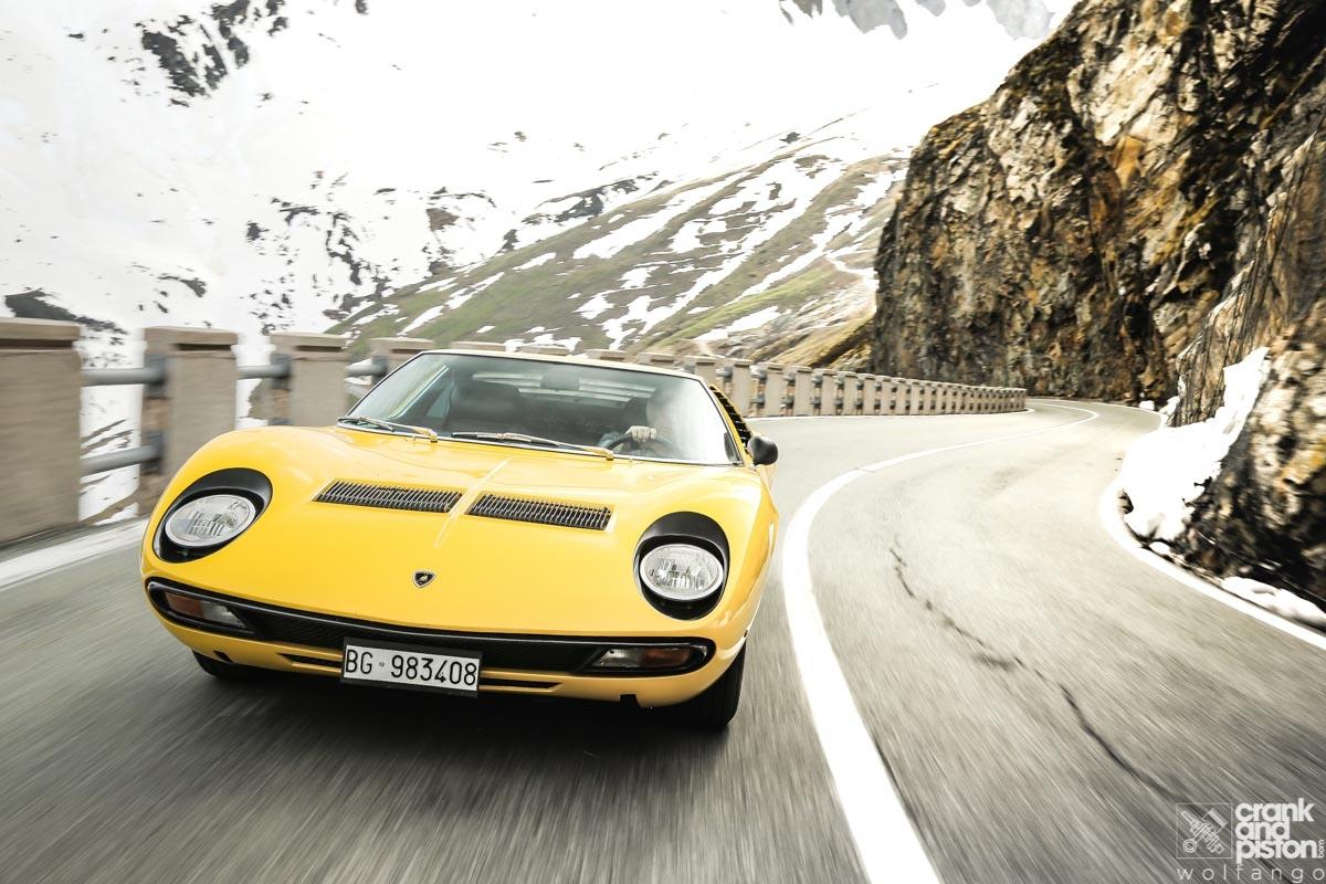 1966 Lamborghini Miura-55