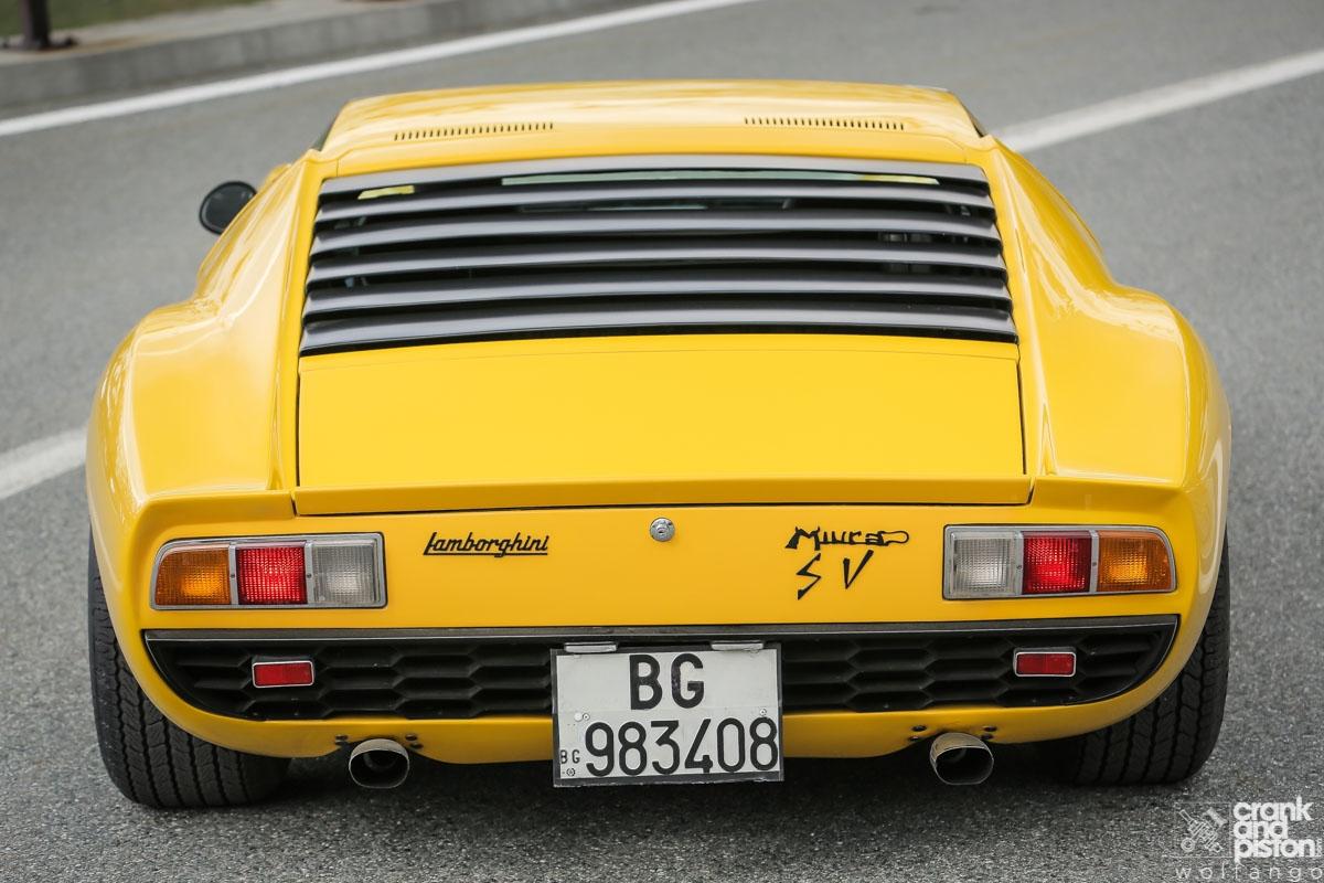 1966 Lamborghini Miura-60
