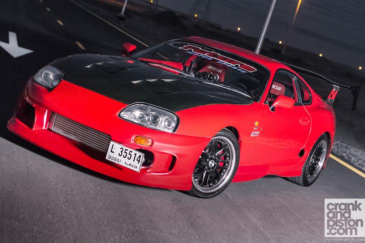Nice ... 1995 Toyota Supra 950hp Dubai Uae 013 ...