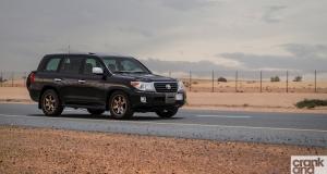 2009 Toyota Land Cruiser GX.R