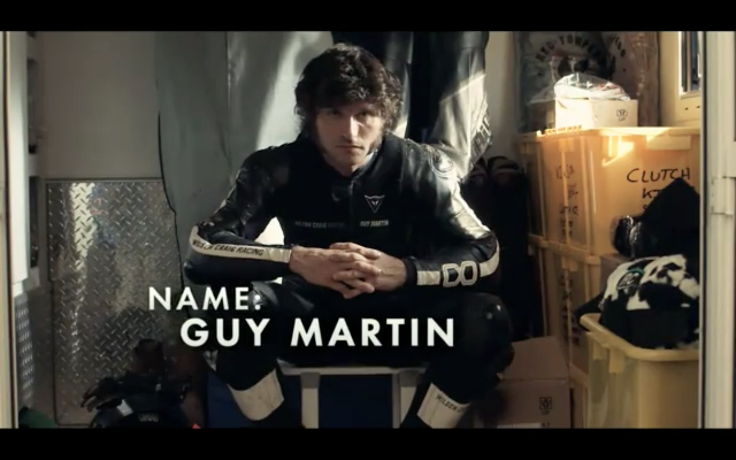 Guy Martin Heart Stopping Joyride Crankandpiston Com