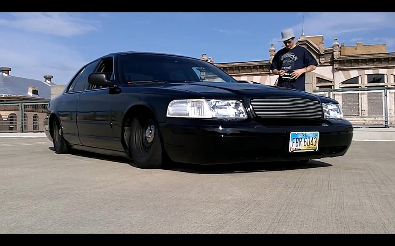Ford Crown Victoria Slammed On Air Crankandpiston Com