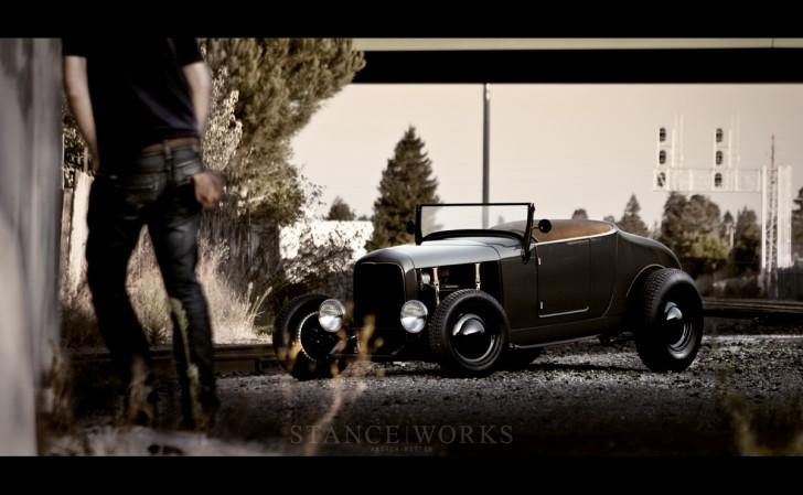 1927 Ford Model A Egarage Stanceworks Crankandpiston Com