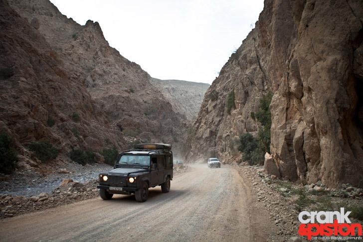 Nissan Patrol Wadi Bih Run To The Hills Part Two