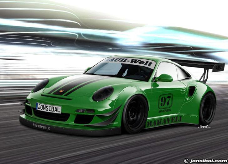 Rauh Welt Dubai Porsche 997 Crankandpiston Com