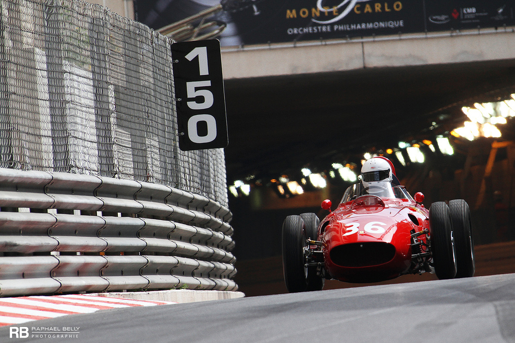 Ferrari Dino 246 F1 Monaco