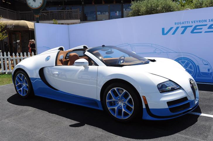 Bugatti Veyron Special Edition. 16.4 = $2.5 Million - crankandpiston ...