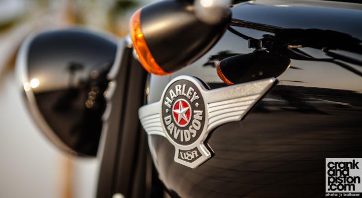 Harley Davidson 110 Years 1