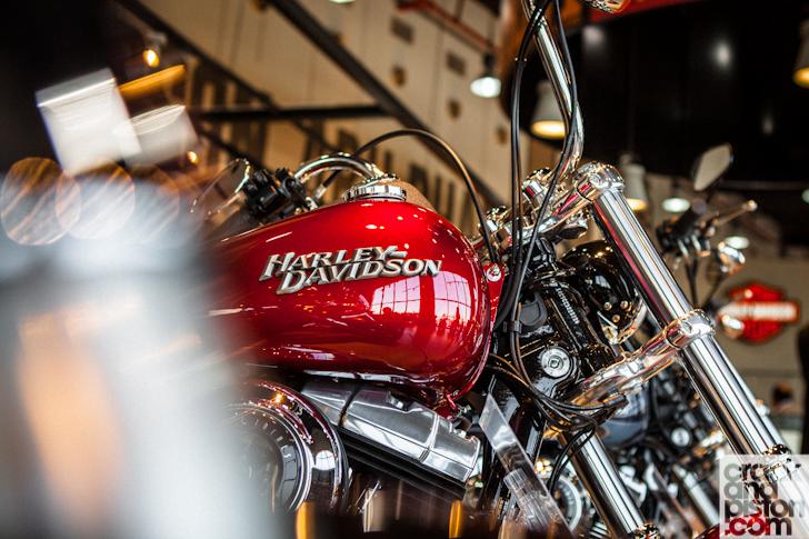 Harley Davidson Abu Dhabi Steve Beattie Not Just A