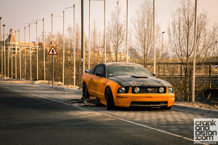 Shot Of The Day Ford Mustang In Need Of Tlc