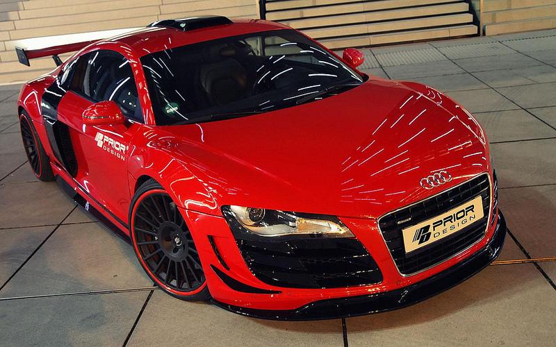 Audi-R8-Prior-Design
