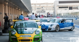 2012/2013 Porsche GT3, FGulf 1000, Round 2
