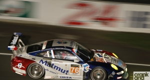 2013 24 Hours of Le Mans. Into the Night