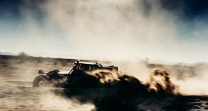 2013 Baja 1000. Camden Thrasher