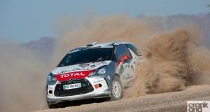 2013 Dubai International Rally