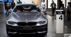 2013 Dubai Motor Show. Day Three