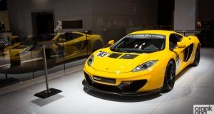 2013 Dubai Motor Show. Day Two