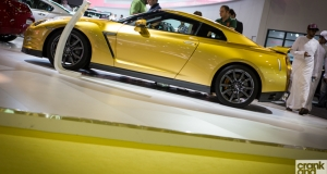 2013 Dubai Motor Show.  Nissan