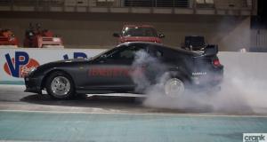 2013 Lexus IS F Yas Marina Drag Strip