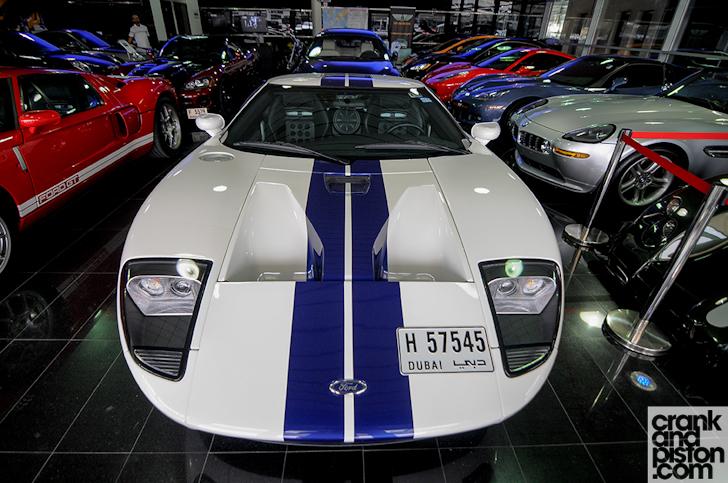 Ford Gt Dubai Uae