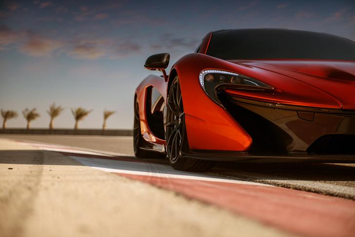 McLaren Automotive image  (2)