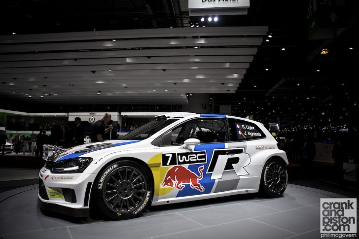 Top 5 Race and Rally Cars. 2013 Geneva Motor Show - crankandpiston.com
