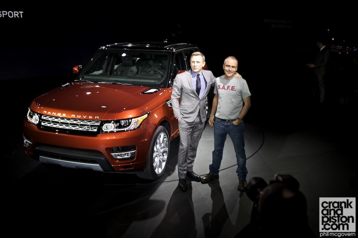 New Range Rover Sport Launch New York