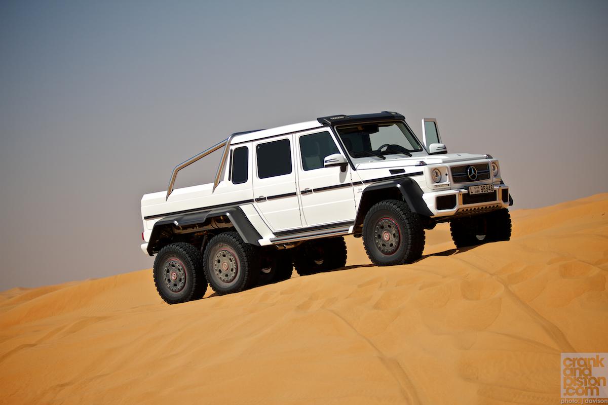 Enter the wagen mercedes benz g 63 amg 6x6 dubai uae for Mercedes benz g 63 amg 6x6