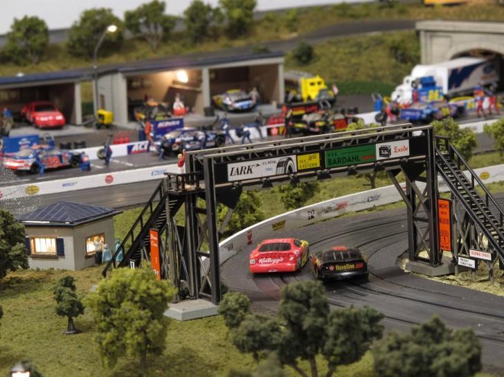 NASCAR Slot Car