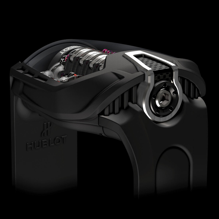 Hublot will make only 50 of these stunning watches, and you can expect to pay $300,000 for this privilege.