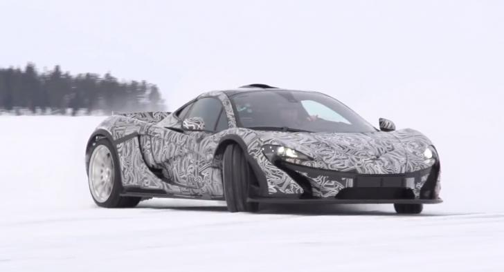 McLaren-P1-Supercar-Sweden-Arctic-Circle-Extreme-Weather-Testing