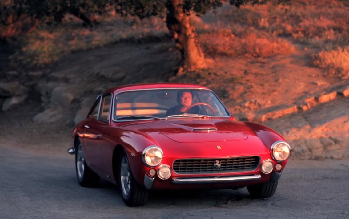 Ferrari 250 Gt Lusso Petrolicious Morning Ritual