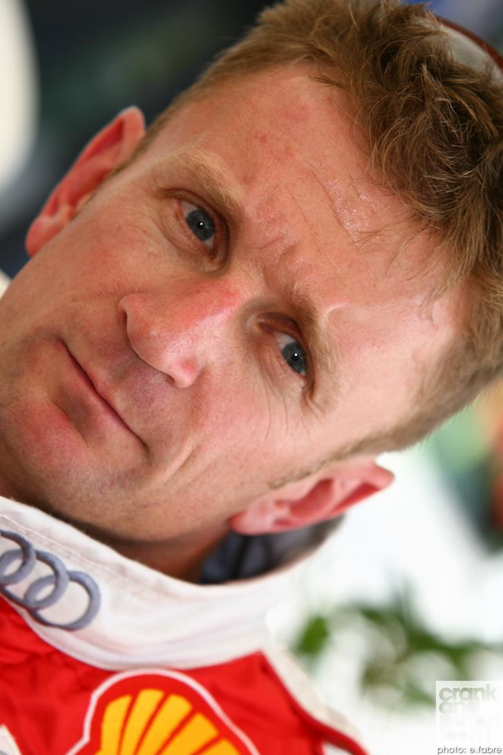 24H du Mans 2007. pesage place des Jacobins. Team Audi Sport.