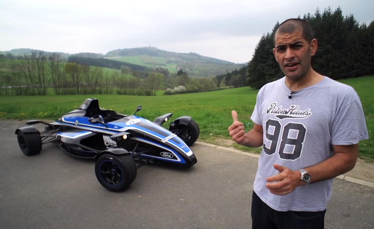 Chris Harris Formula Ford EcoBoost Drive crankandpiston