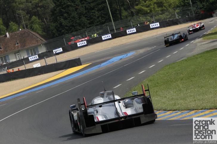 24H du Mans 2013
