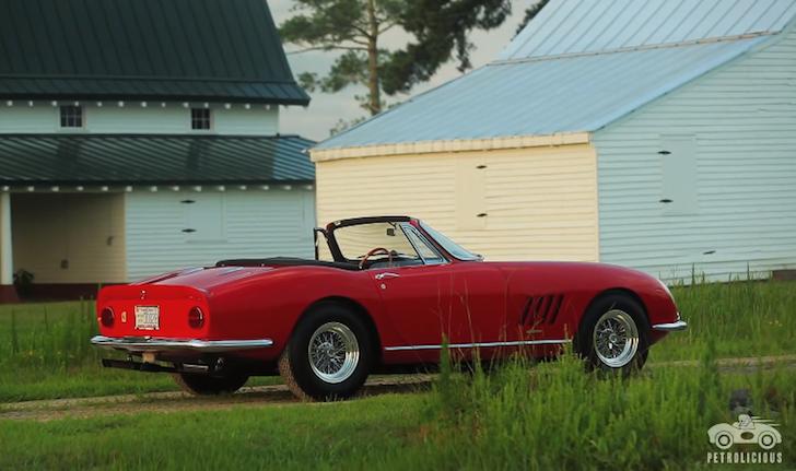 Ferrari 275 GTB:4 N.A.R.T. Spyder