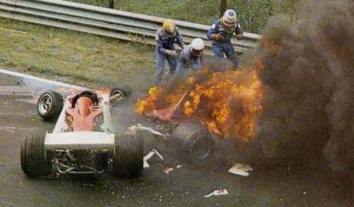 German-Grand-Prix-1976-Niki-Lauda-Crash-Near-Death