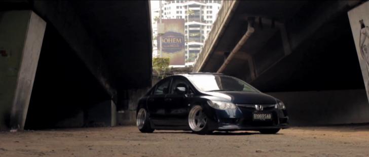 Honda Civic SpeedArchitech