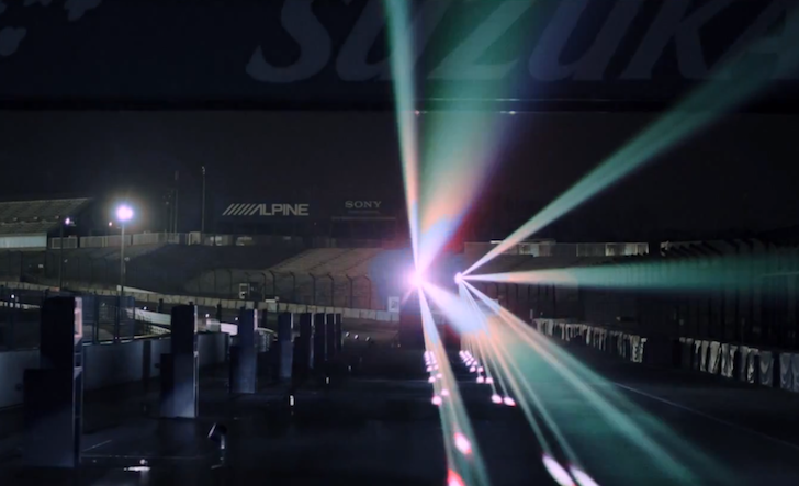 Honda Senna Suzuka Circuit