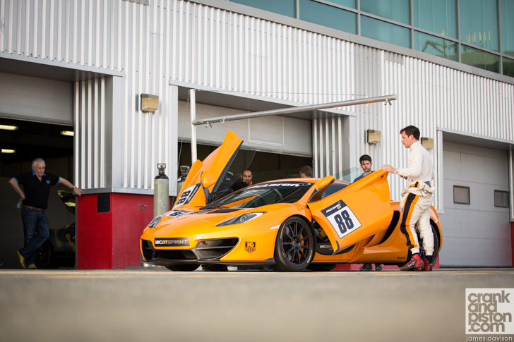 McLaren 12C GT Sprint