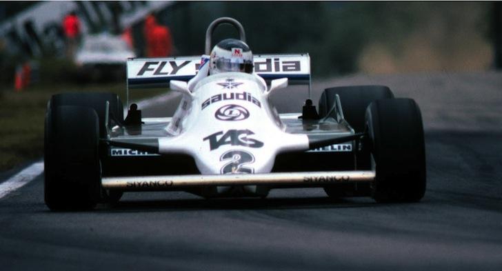 Formula-1-1981-Belgian-Grand-Prix-Carlos Reutemann-Williams