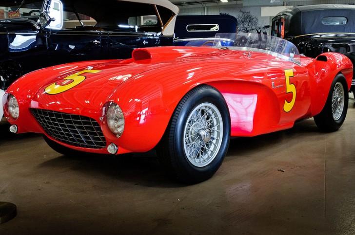 Monterey Ferrari 375