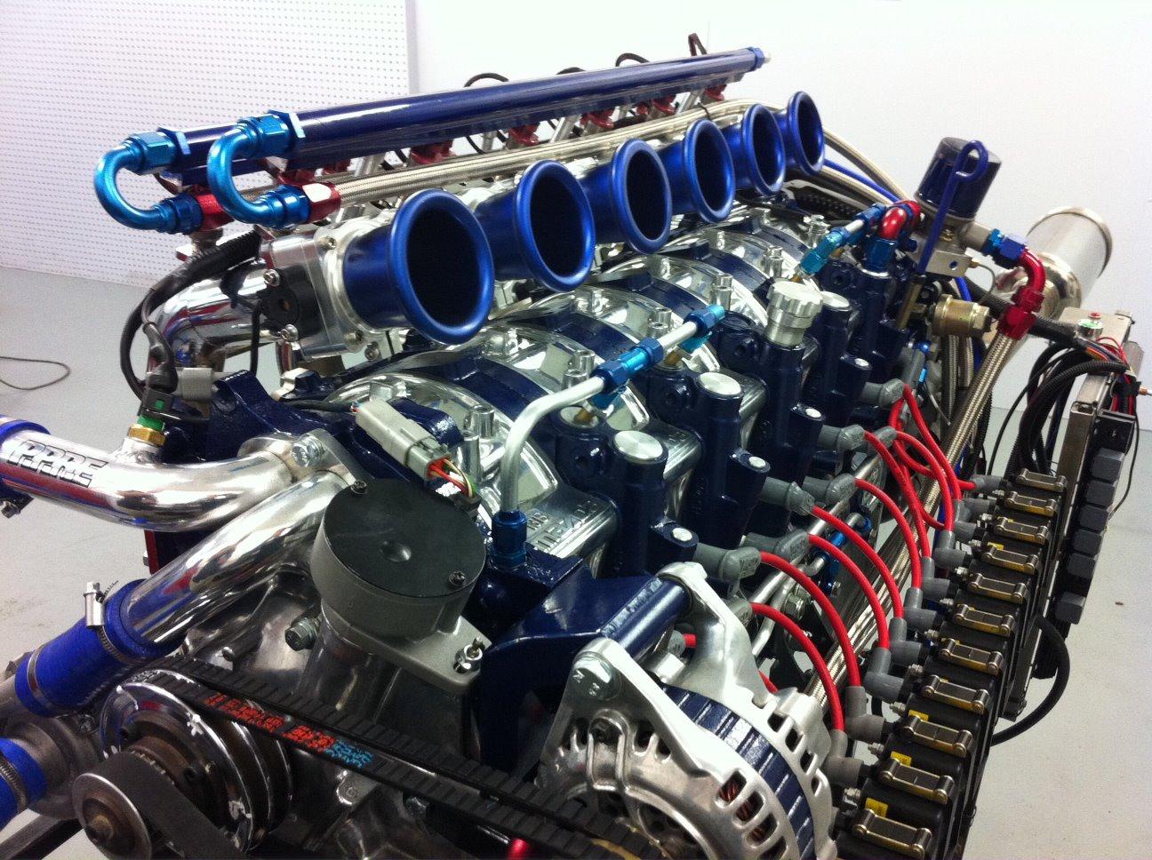 Ppre Six Rotor Rx4 Gone Full Rotard Crankandpiston Com
